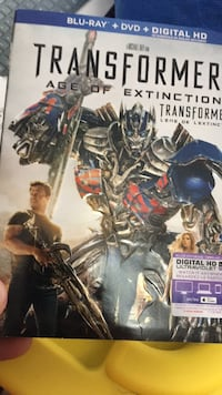 Age Of Extinction Bluray Brand New sealed Mississauga, L5A 3S8