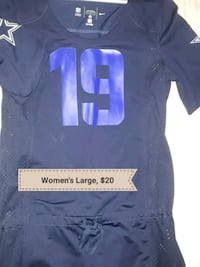 blue and white NFL jersey Lubbock, 79412