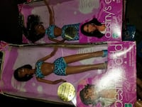 Destiny Child dolls
