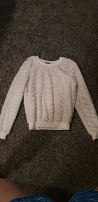 White sweater size small Perry Hall, 21128