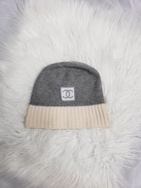 Authentic Chanel Cashmere Beanie  Los Angeles, 91311