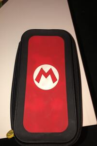 Nintendo Switch Case with three games   Falls Church, 22046