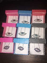 Evil Eye Necklaces Mississauga, L5L 3K3