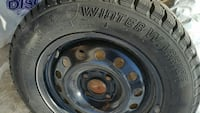 2 Eternity winter Tires 195/65R15