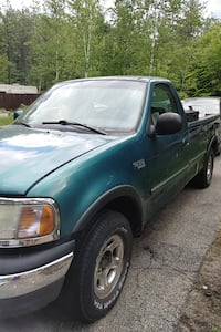 1998 Ford F-150 (O)XLT 4X4 REGULAR CAB FLARESIDE
