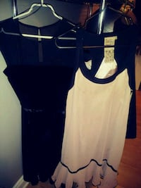 Semi-formal party dresses (size 10&12)