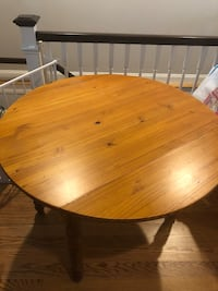 Solid Wood Table (no chairs) Boston