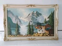Professionally Framed Oil Painting Saanichton, V8M 1S7