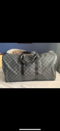 UA Louis Vuitton LV Duffle Travel Bag Milton, L9T