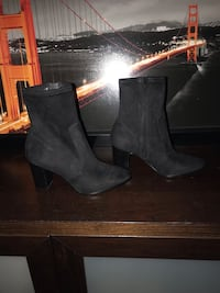 Nine West Womens Black Casual Booties  Size 7 Toronto, M5P 2K9