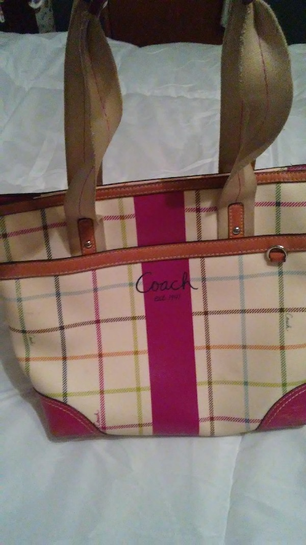 8696564b0 Used Coach Purse for sale in Olathe - letgo
