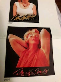 Marilyn Manroe wine collection 1997 Sterling Heights, 48312