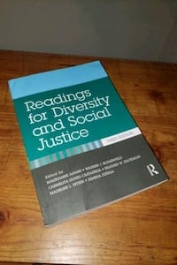 Readings for Diversity and Social Justice, 3rd Edition Los Angeles, 91330