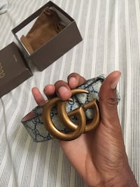 Gucci belt *AUTHENTIC*  Brampton, L6V 3R4