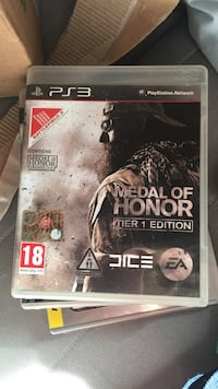 Custodia per Sony Medal of Honor Warfighter per Sony PS3 Desenzano del Garda, 25015