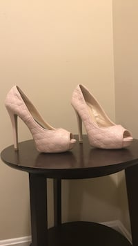 Blush shoes 8.5