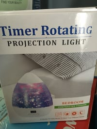 Timer Rotating Projection Light New Lincoln Park, 48146