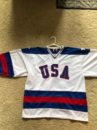 USA Hockey Jersey (1980) Centreville, 20121