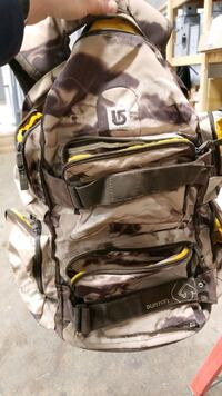 """Burton tactical hiking backpack w/ 15"""" laptop pouch Langley City, V3A 5E8"""