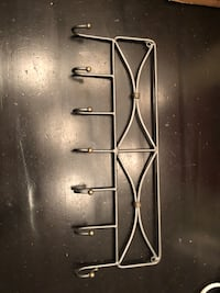 Wrought Iron Hook Burlington