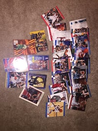 Basketball trading cards Athens, 37303
