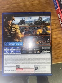 Ps4 video games  Indianola, 50125