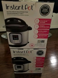 Instant pot duo60-v3 Ashburn, 20148