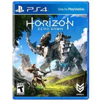 Horizon zero dawn ps4 Brampton, L6T 3R5