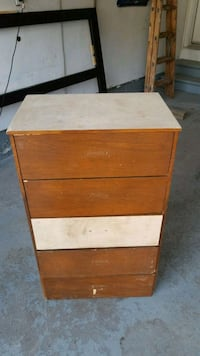 Unfinished dresser  with handles Wasaga Beach, L9Z 2N2