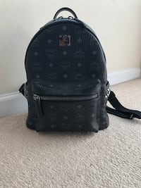 MCM ~ Stark Side Stud Small Backpack
