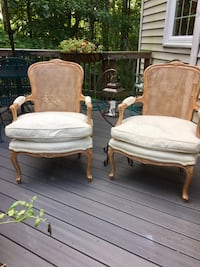 Bergere Chairs Burke, 22015