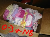 Baby's assorted clothes Liberty, 64068