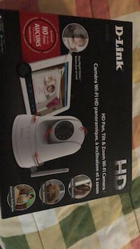 Dlink HD wifi camera  Richmond, V6V