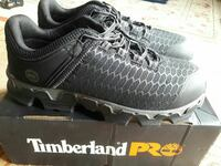 Timberland work boots size 10 NEW