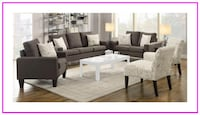 Sofa Set ( brand new in cartons) Columbus