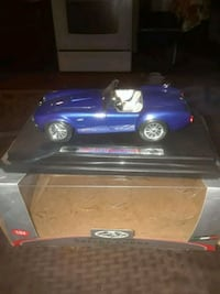 HERITAGE MINT 1965 SHELBY COBRA 427 DIE CAST CAR  Providence