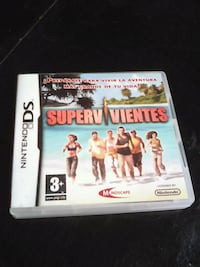 Nintendo DS supervivientes Barcelona, 08002
