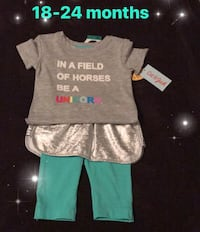 Unicorn outfit!  Greer, 29651