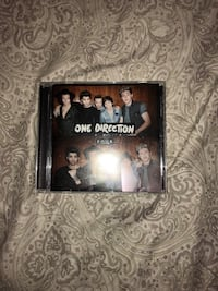 "One Direction ""four"" album CD Vancouver, V5R 1M3"