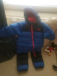 North face suit Bailey's Crossroads, 22041