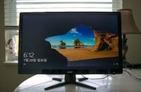 """23"""" lcd hd monitor with a vga to hdmi cable Denver, 80239"""