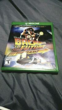 Back to the Future Xbox One
