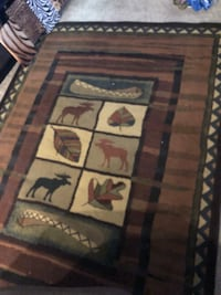 Northern area rug 5x7 Dearborn Heights, 48125