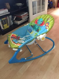 Fisher price rocker, just like new! Great Falls, 22066