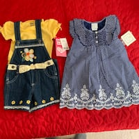 New - 24Months Girls Clothing Fairfax, 22033