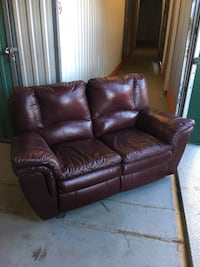 Brown sofa  Mont-Royal, H3R 1A3