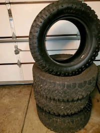 Used truck tires 500 or best offer.