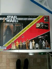 Star Wars Legacy Pack 40th Ann. Darth Vader Early Bird Stand