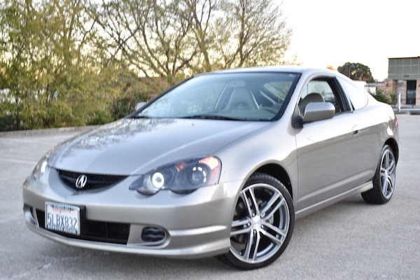 2004 Acura Rsx Type S >> 2004 Acura Rsx Type S 6 Speed Manual 9 888