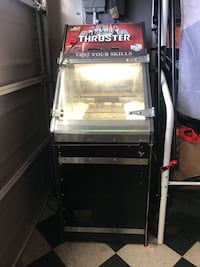 Coin pusher in excellent condition. Perfect attraction for a man cave. Also perfect for a pizza restaurant, laundry mat, gas station, ect. Makes over $4,000 dollars a month on profits. I need sell it because I need to make room in my garage. San Clemente, 92673